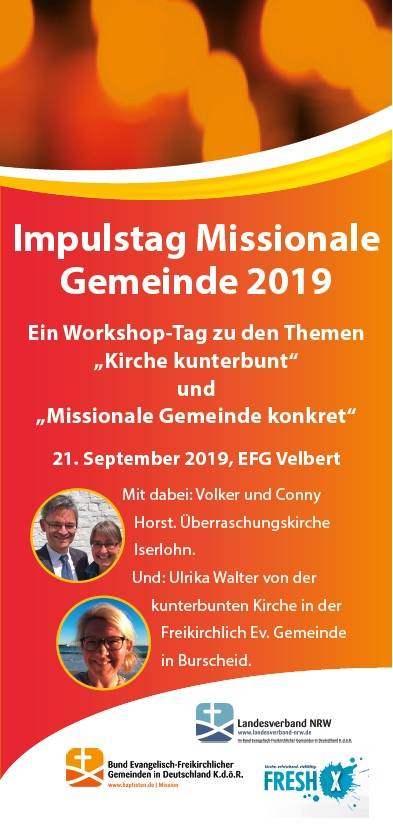 Impulstag MG 2019 Flyer Cover